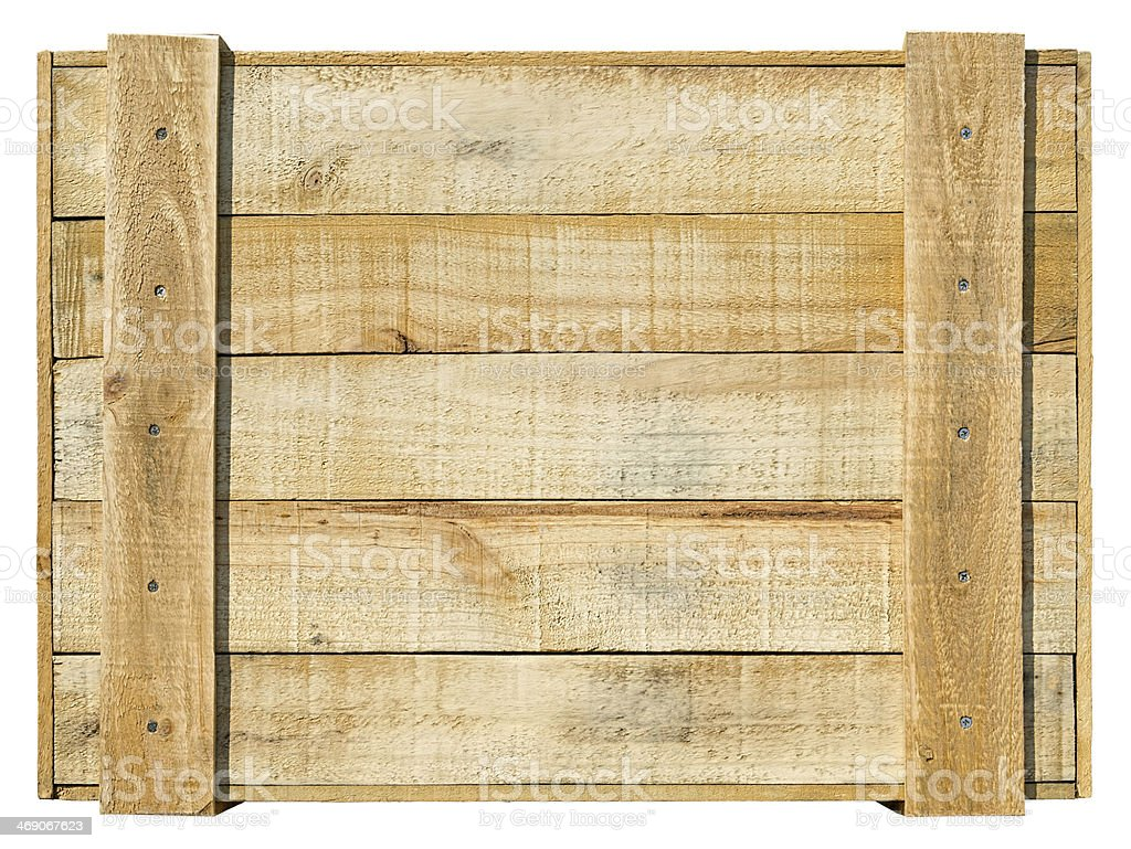 Old Wooden Box Stock Photo Packaging Crate Wooden Panel Background. Stock  Photo ... Part 71