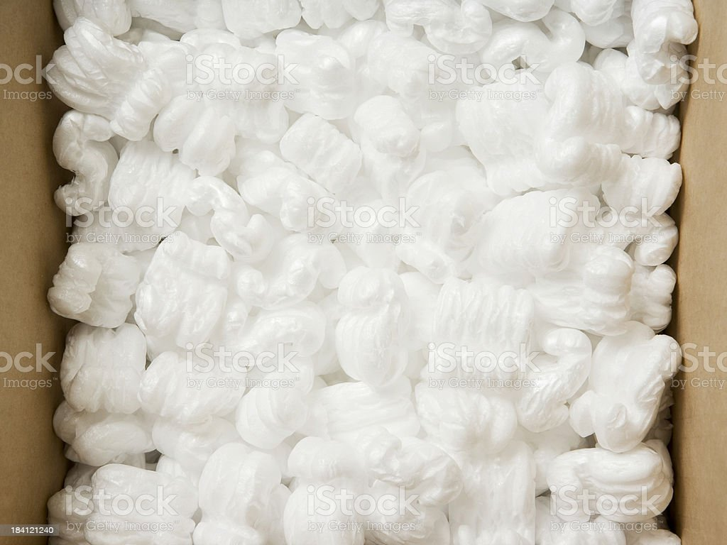 Packaging Materials royalty-free stock photo