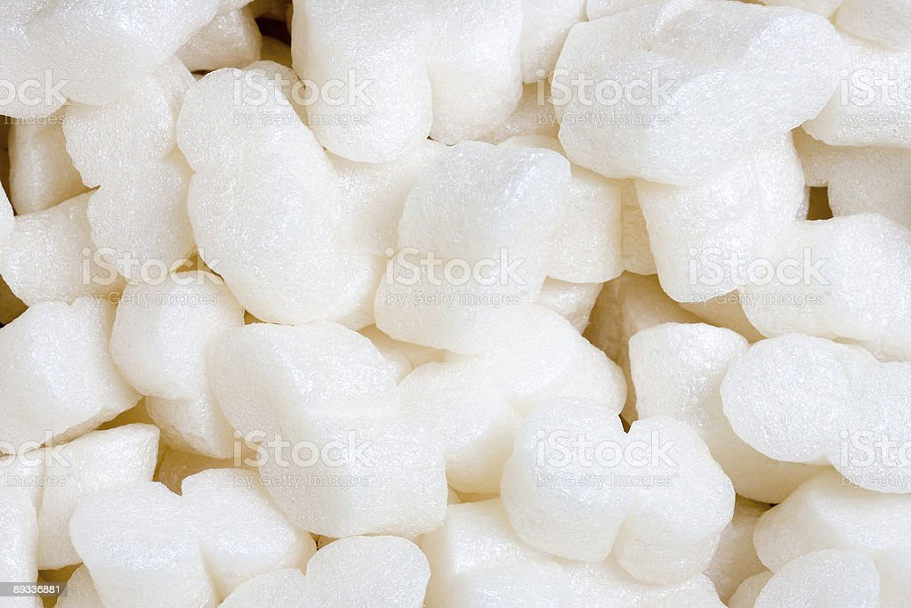 packaging-foam royalty-free stock photo