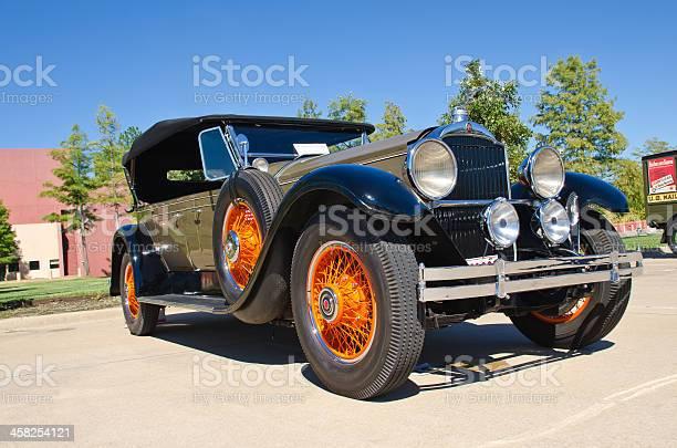 Packard 1929 Model 640 Open Touring