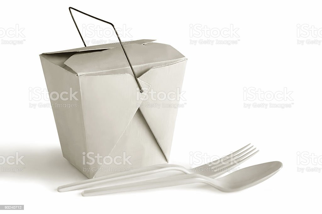 Packed Food royalty-free stock photo