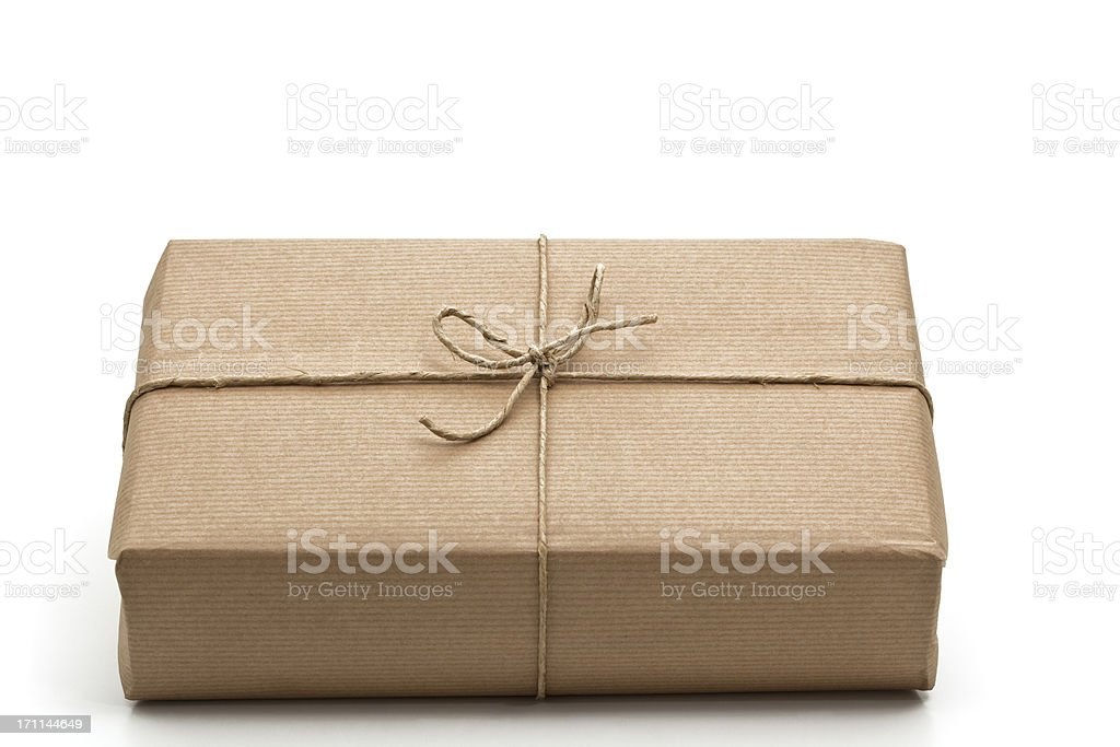 packet royalty-free stock photo