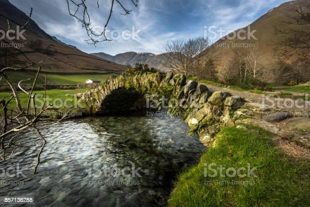 Photo of Packhorse Bridge - Wasdale - Lake District