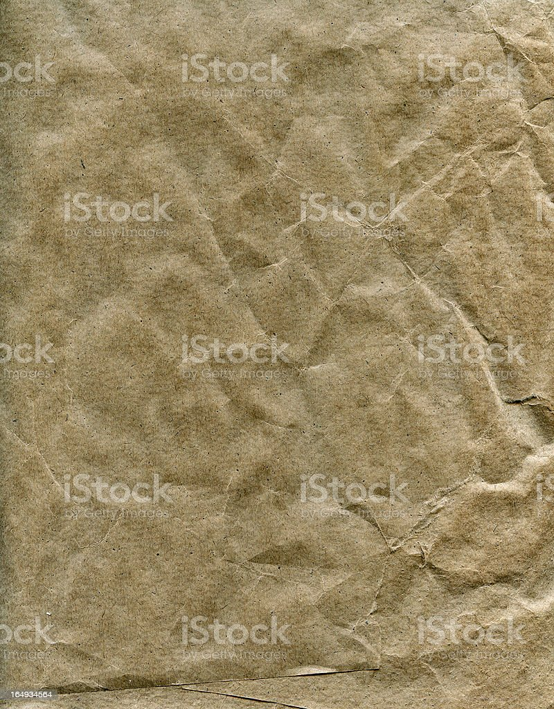 Packing paper royalty-free stock photo