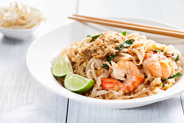 Pad thaïlandaises - Photo
