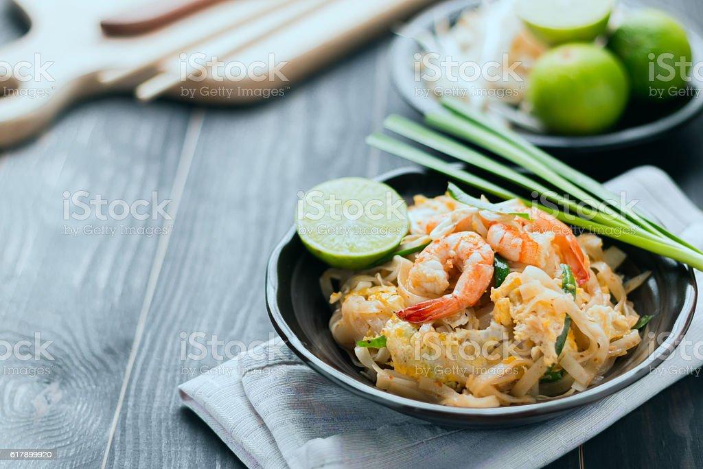 Pad Thai  - foto de stock