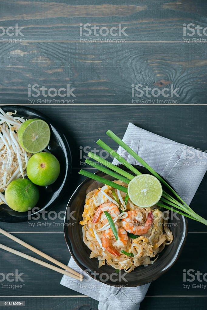 Pad thaïlandaises  - Photo