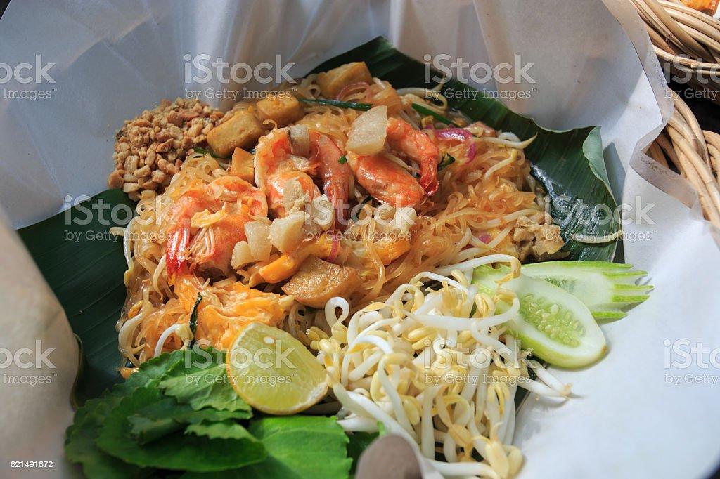 Pad Thai. foto stock royalty-free