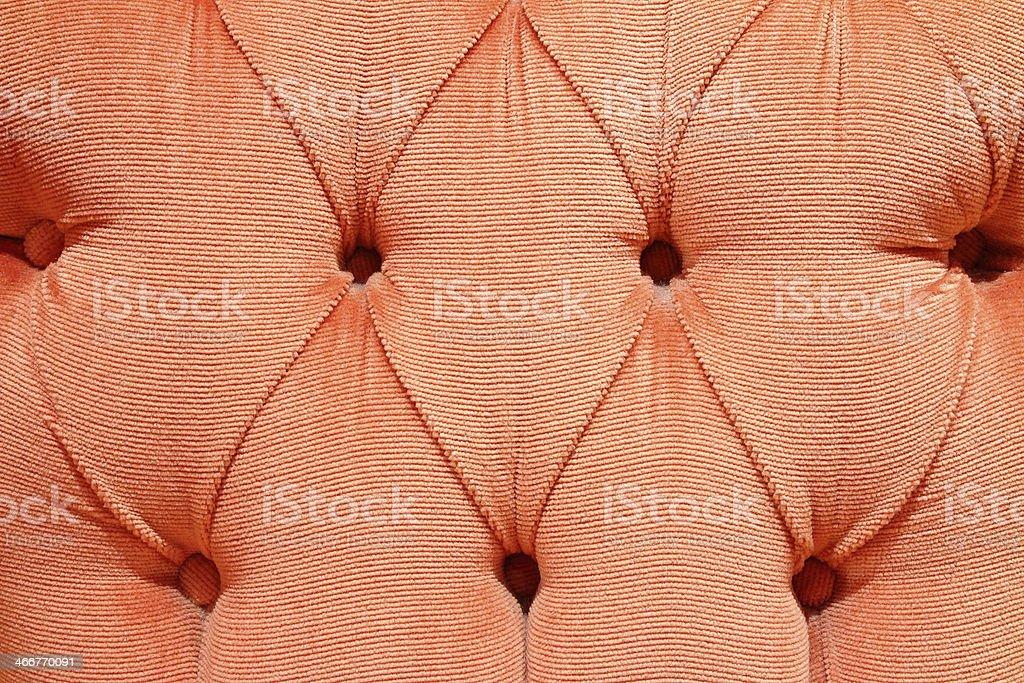 Padded velvet background stock photo