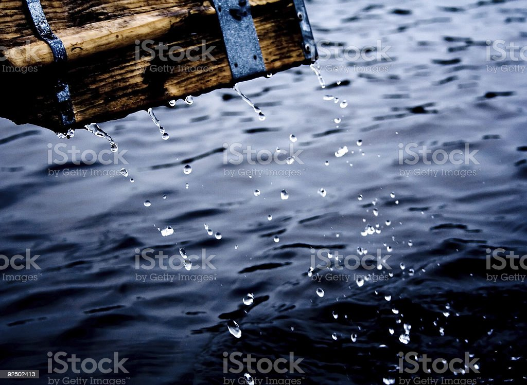 paddle royalty-free stock photo
