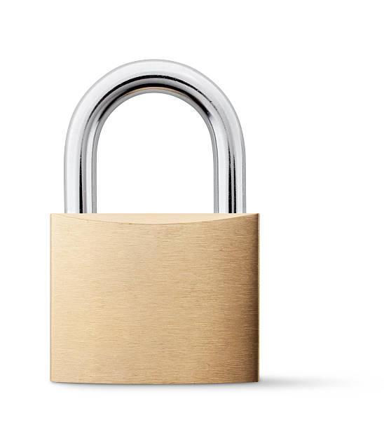 padlock - hangslot stockfoto's en -beelden