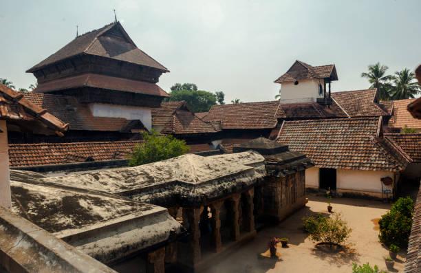 Padmanabhapuram wooden palace complex-20km from Nagercoil Tamil Nadu