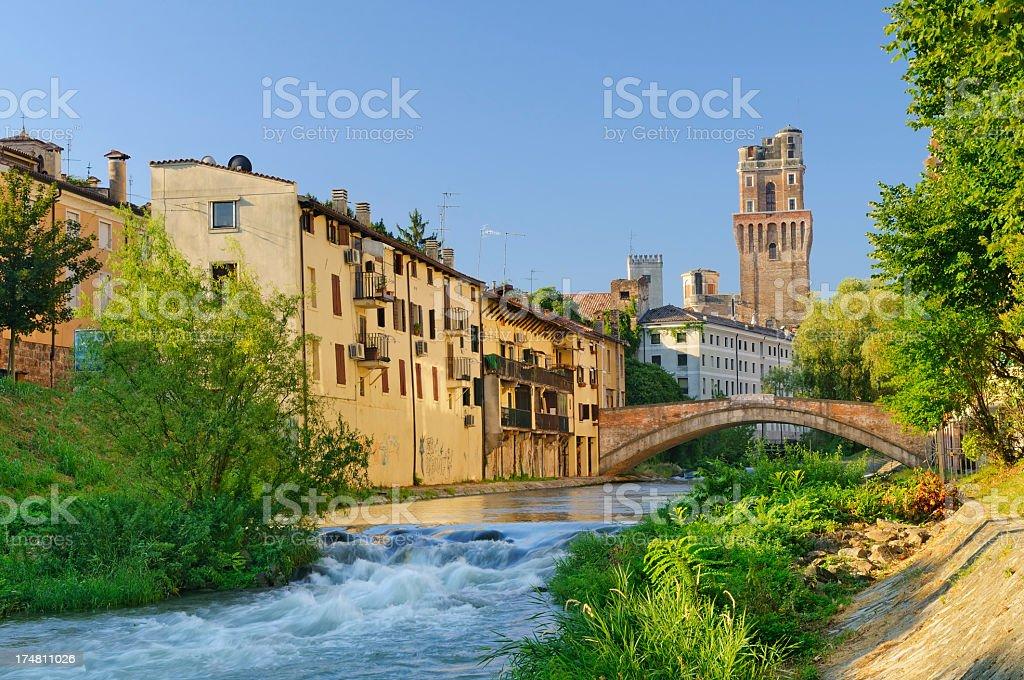 Padova (Italy) royalty-free stock photo