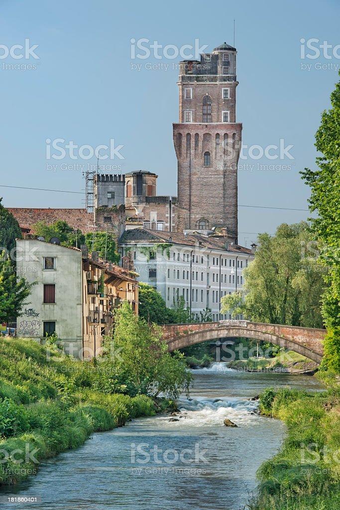 Padova stock photo