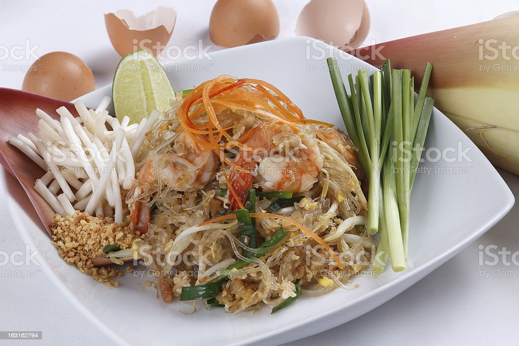 padthai royalty-free stock photo