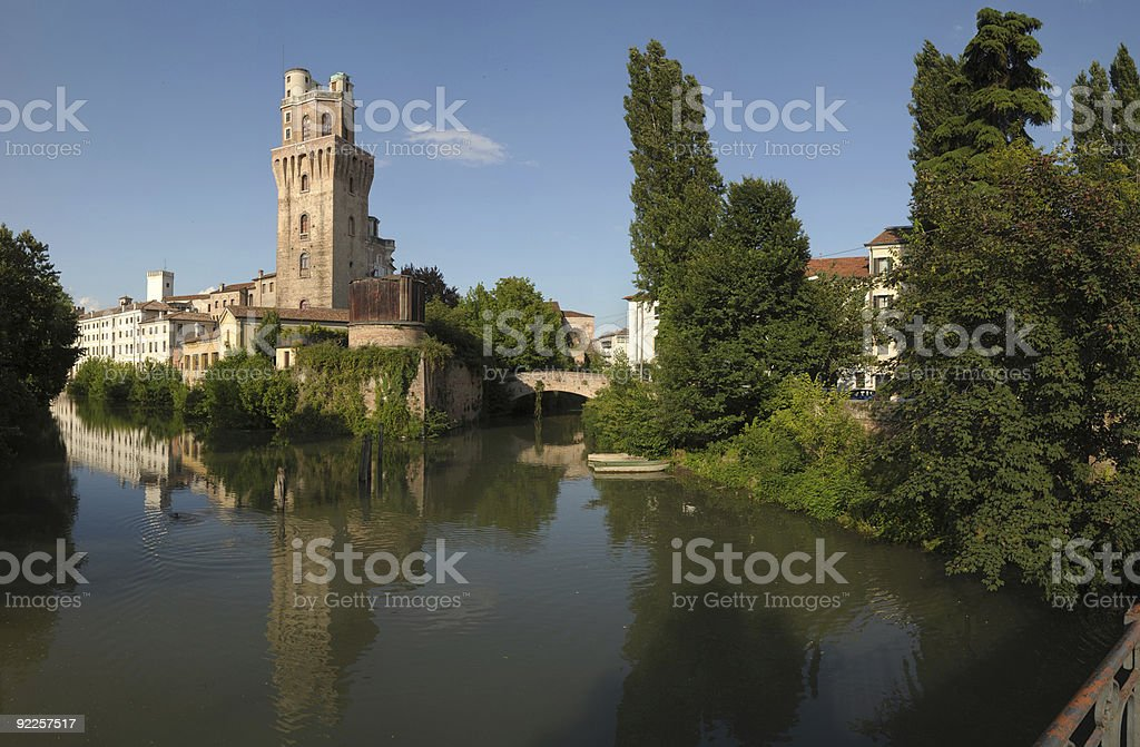 Padua: la Specola royalty-free stock photo