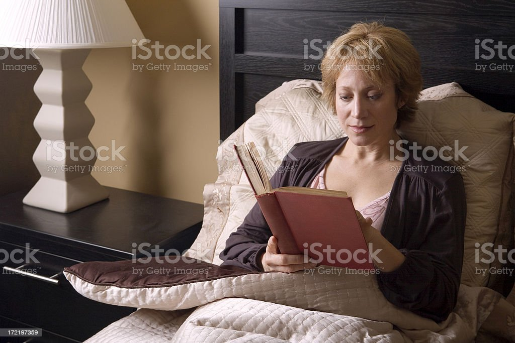 page turner stock photo