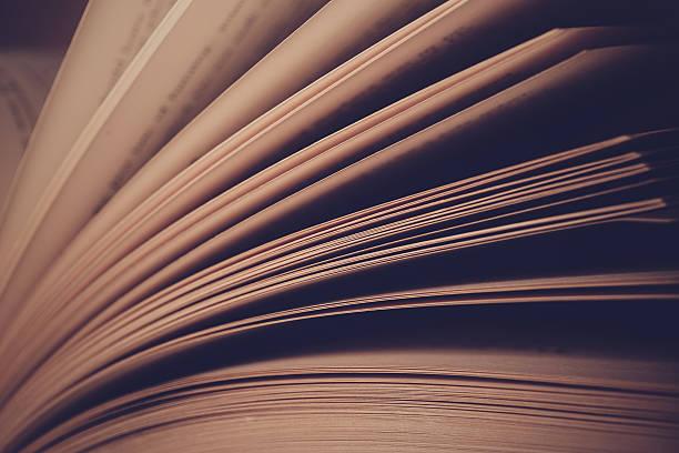 pages de livre ancien gros plan - page livre photos et images de collection