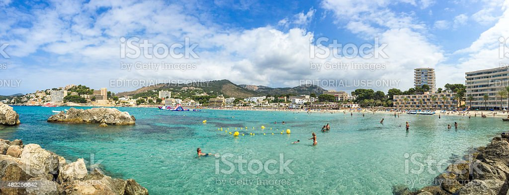 Paguera Beach Stock Photo Download Image Now Istock