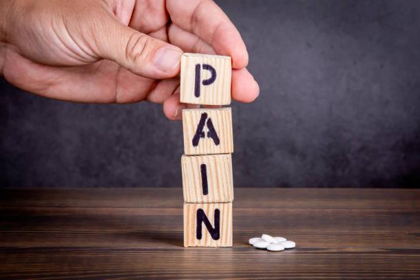 Schmerzkonzept – Foto