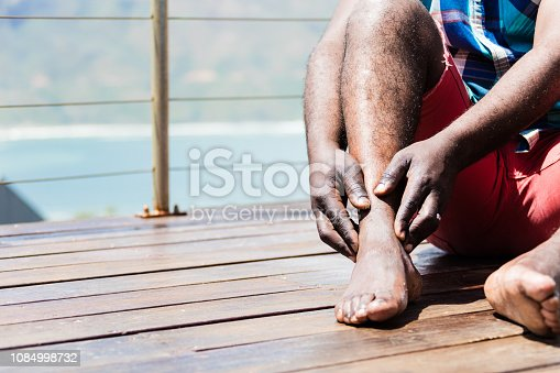 867056016istockphoto Pain in ankle 1084998732