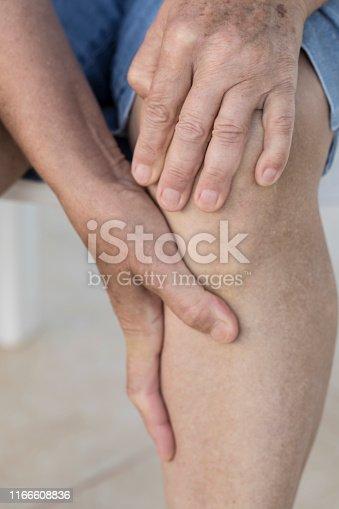 1133511905istockphoto Pain in Knee 1166608836