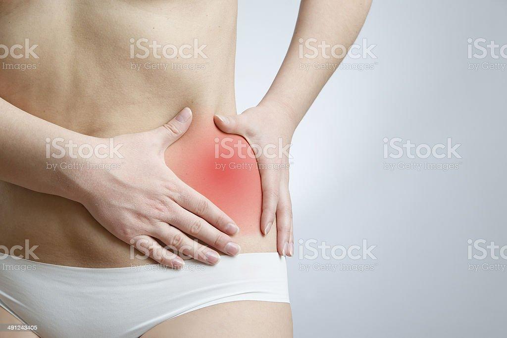 Schmerzen In Der Linken Seite Des Körpers Stock-Fotografie und mehr ...