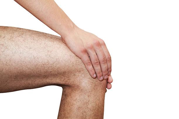 脚の痛み - 脛 ストックフォトと画像