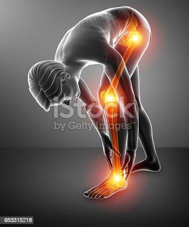 867056016istockphoto Pain in leg 653315218