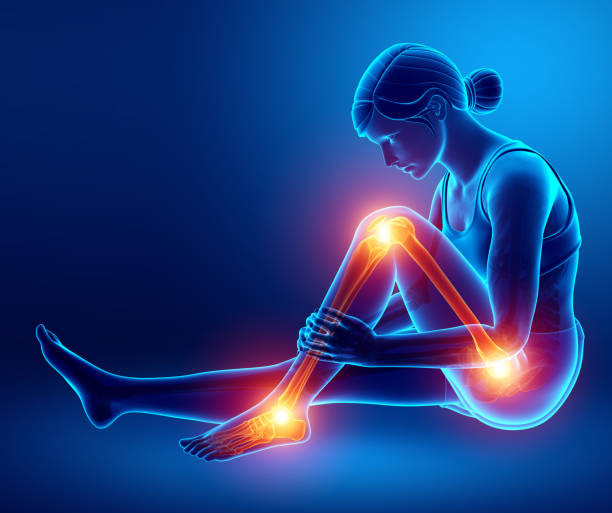 Pain in leg – zdjęcie