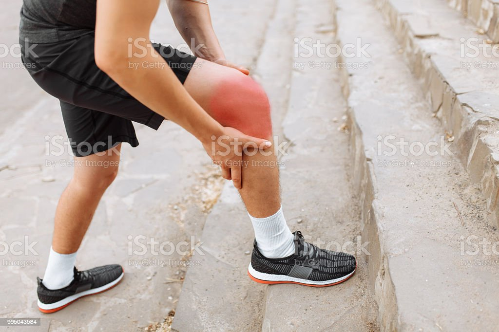 Gelenkschmerzen nach dem Sport – Was tun?
