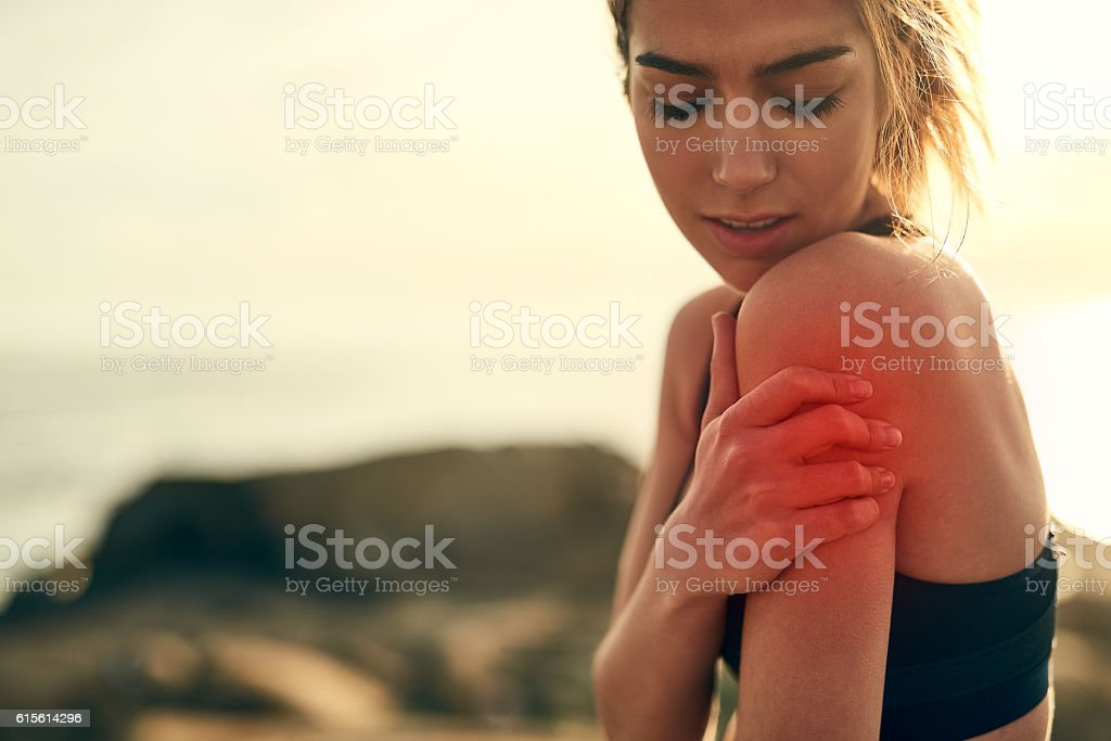 Pain is temporary, quitting is forever stock photo