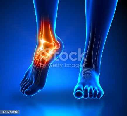 istock Painful Knee Close-up 471781867