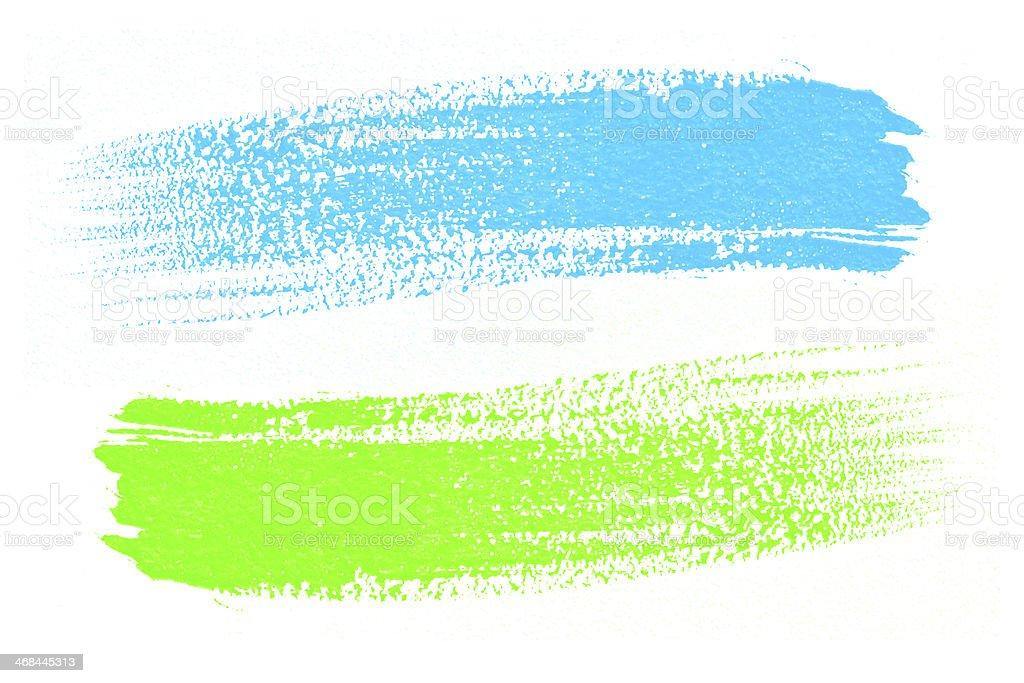paint brush royalty-free stock photo
