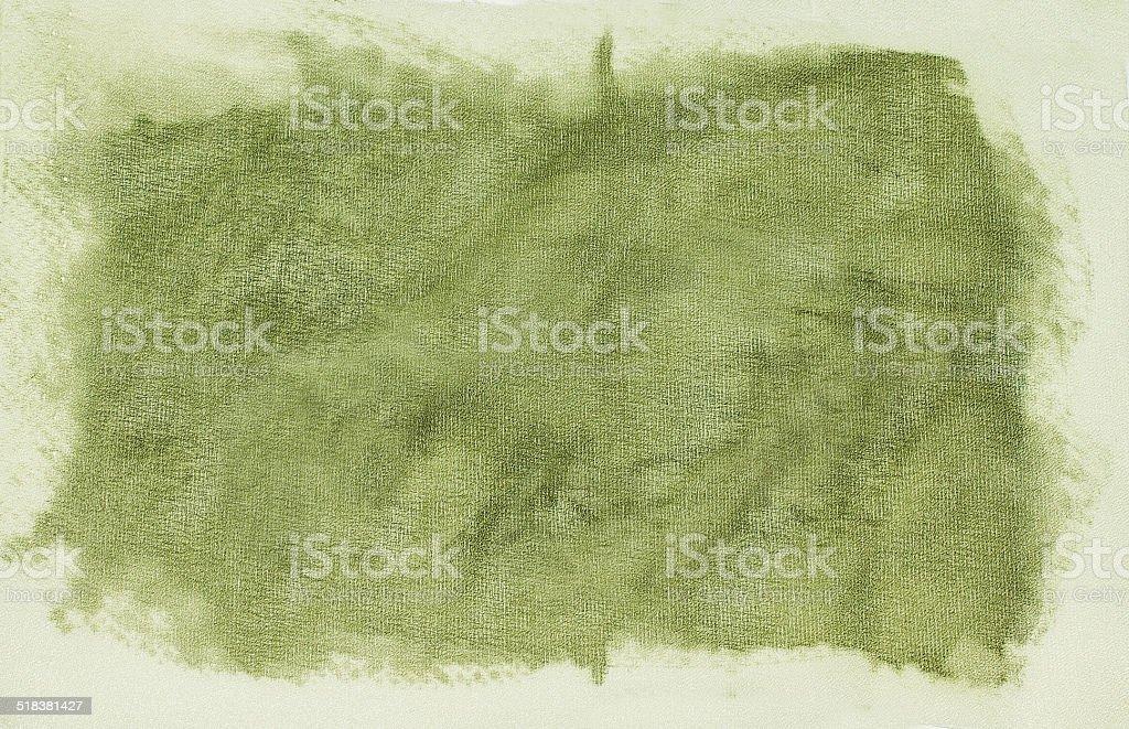 Paint brush splash stock photo