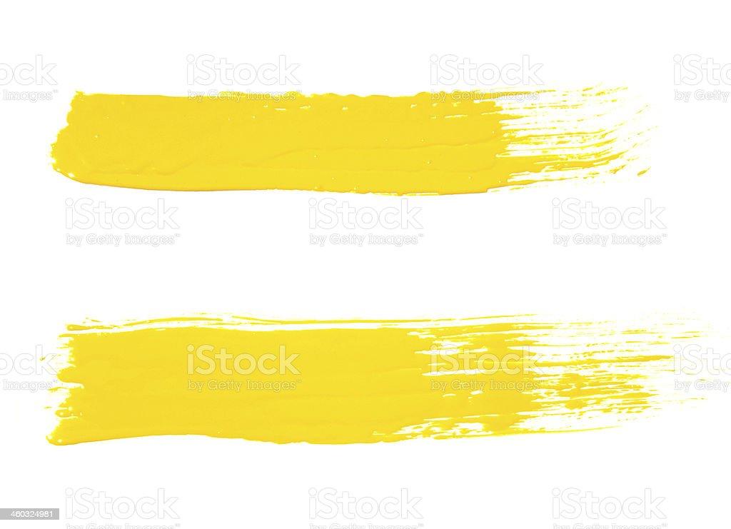 paint brush texture royalty-free stock photo