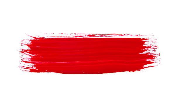 Textura Pintura com pincel - foto de acervo