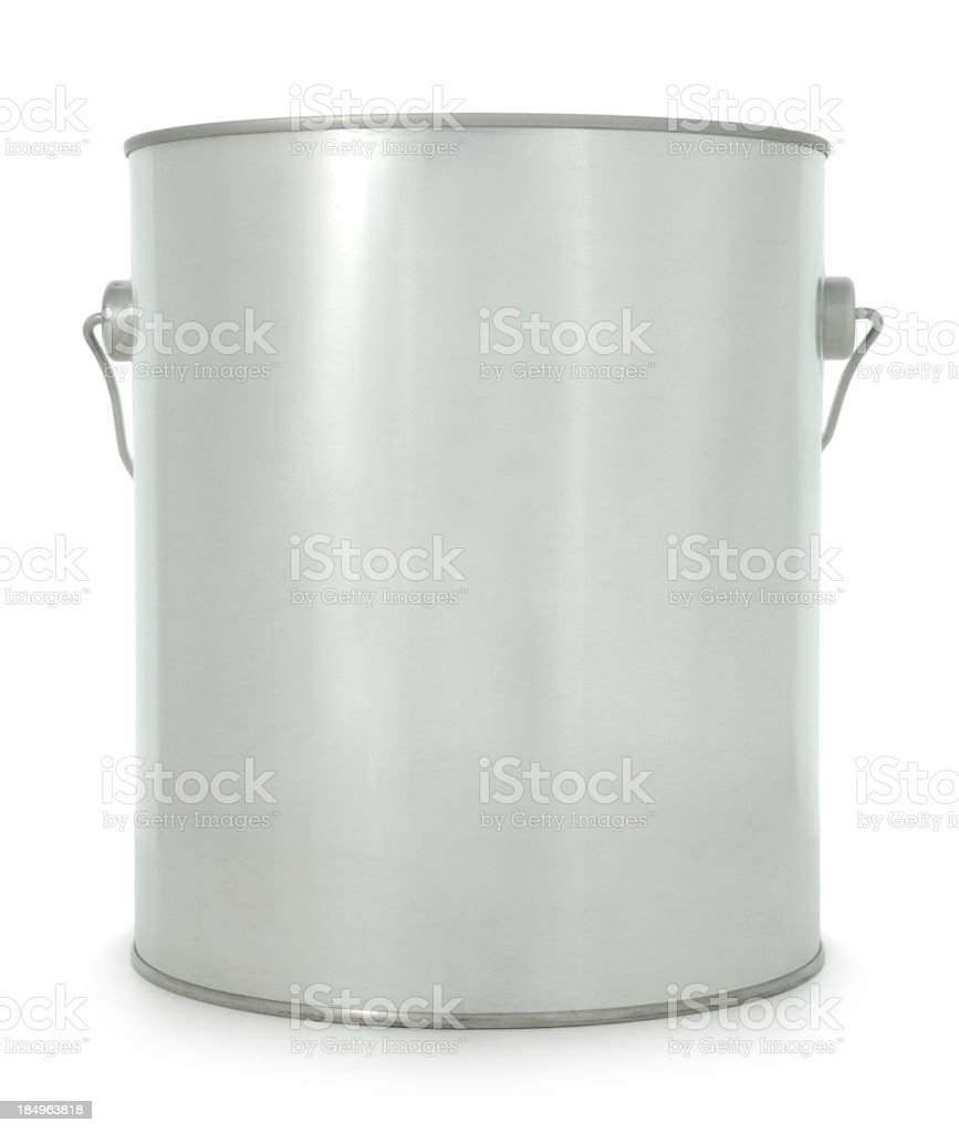 Paint Bucket stock photo