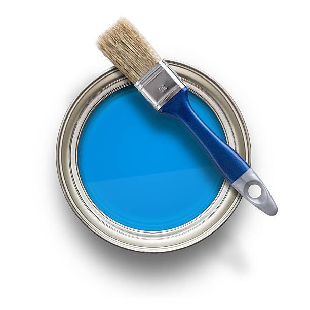 farbdose - zinn farbe stock-fotos und bilder