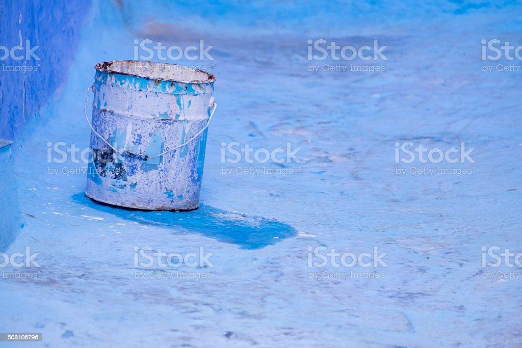 Lata de Tinta - foto de acervo