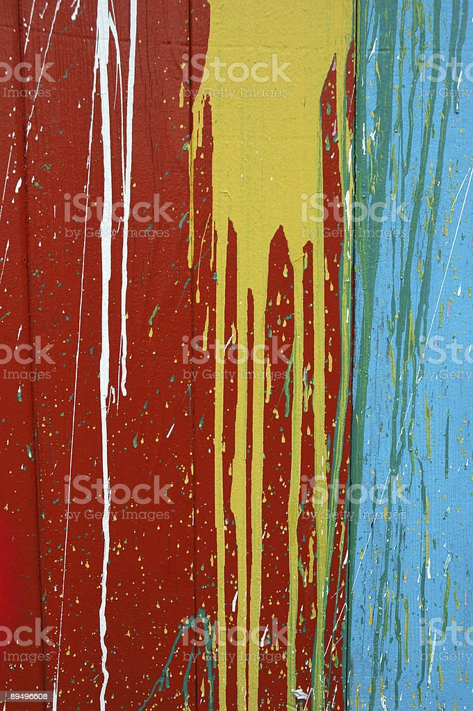 Farba skropliny zbiór zdjęć royalty-free
