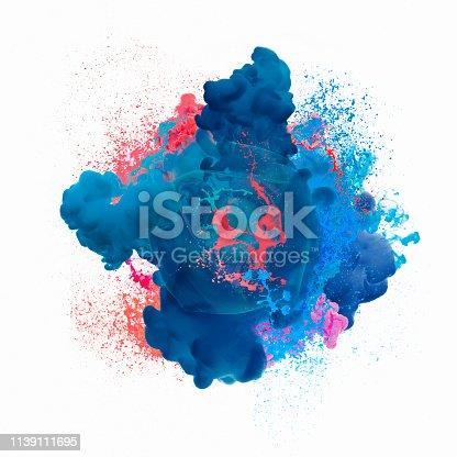 istock Paint explosion 1139111695