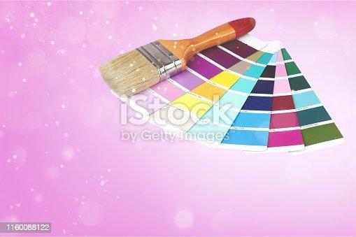 istock Paint. 1160088122