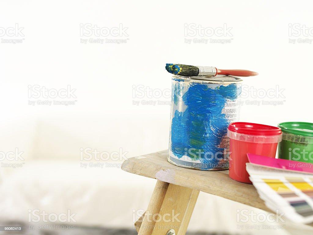 paint tool royalty-free stock photo