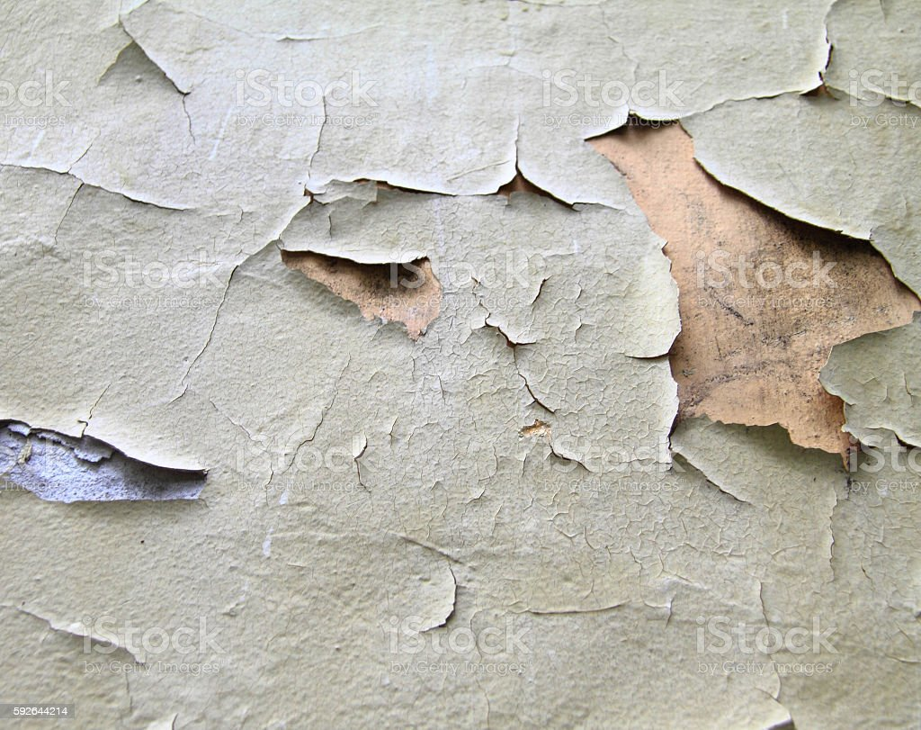 paint wall stock photo