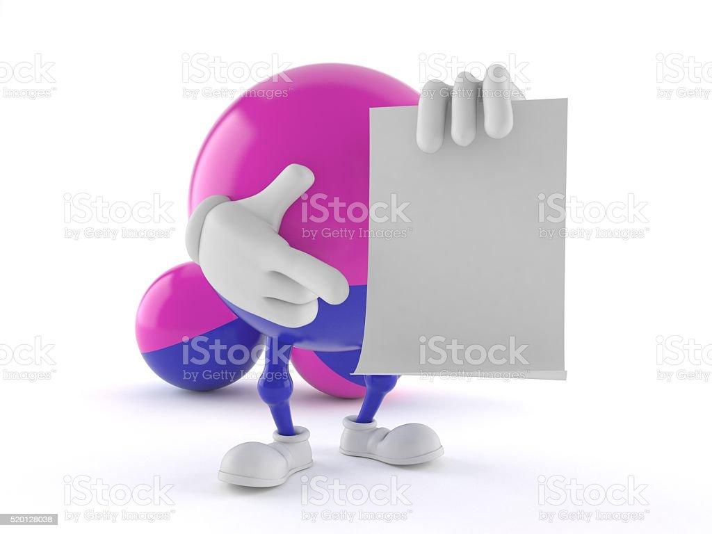 Paintball stock photo