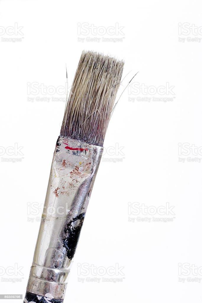 Pędzel do malowania zbiór zdjęć royalty-free