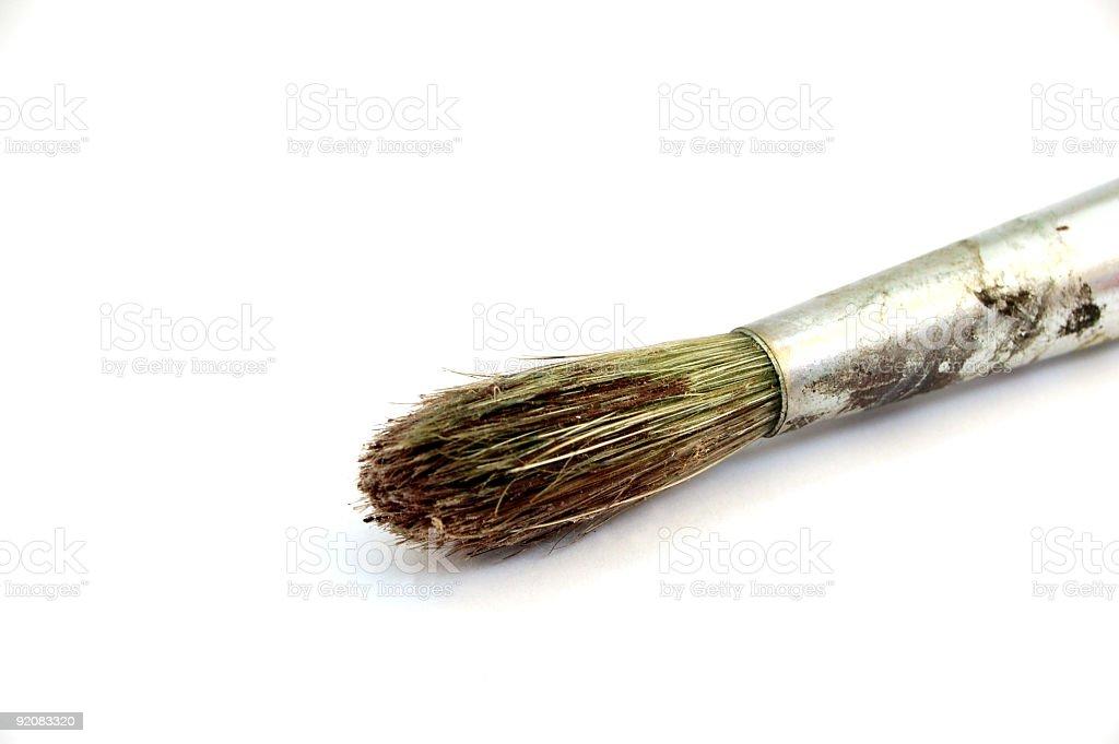 paintbrush #1 royalty-free stock photo