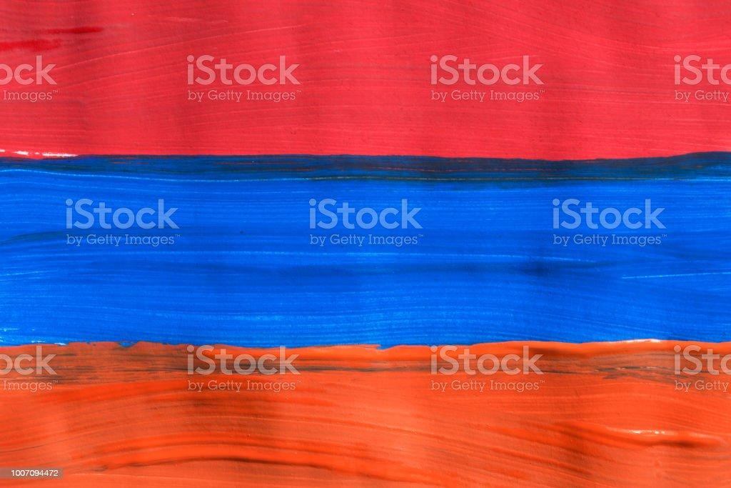 Malte Armenischen Flagge Stockfoto Und Mehr Bilder Von Abstrakt Istock