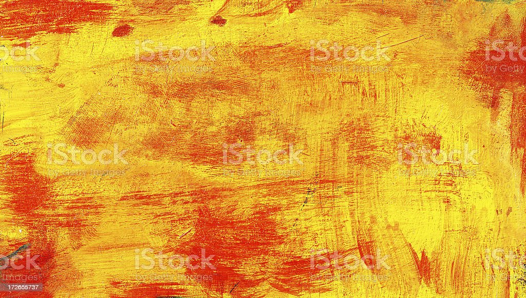 Painted Art Background royalty-free stock photo